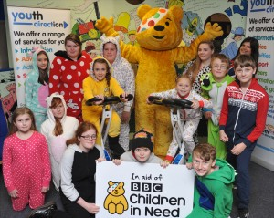 Pudsey Bear On Your Bike Challenge