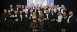 All of the 2014 Constructing Excellence national award winners